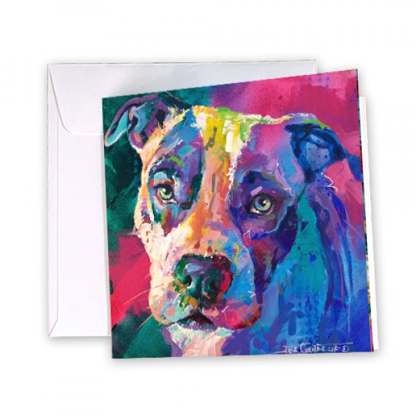 Greeting-Card-American-Stafforshire-Terrier-211